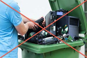 Утилизация компьютеров и оргтехники в Санкт-Петербурге